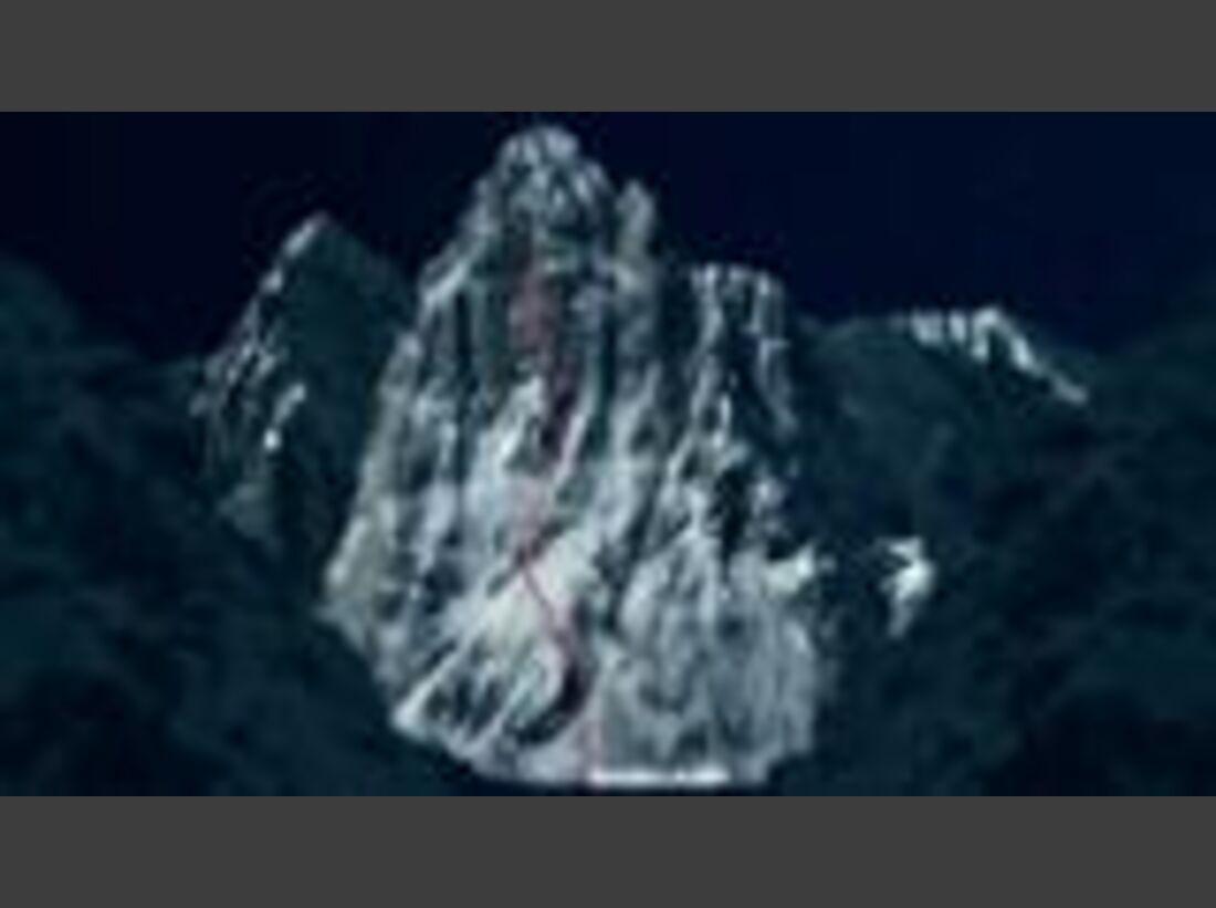 Cerro Torre Dokumentarfilm - Trailer mit David Lama