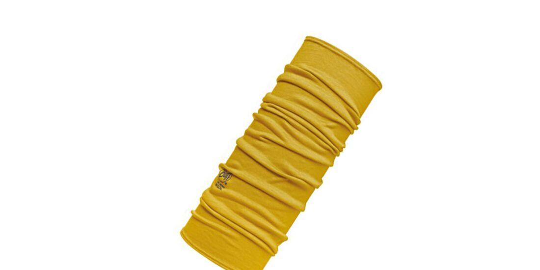 KL Buff Wool Schlauchschal aus Wolle fürs Klettern und Bergsteigen