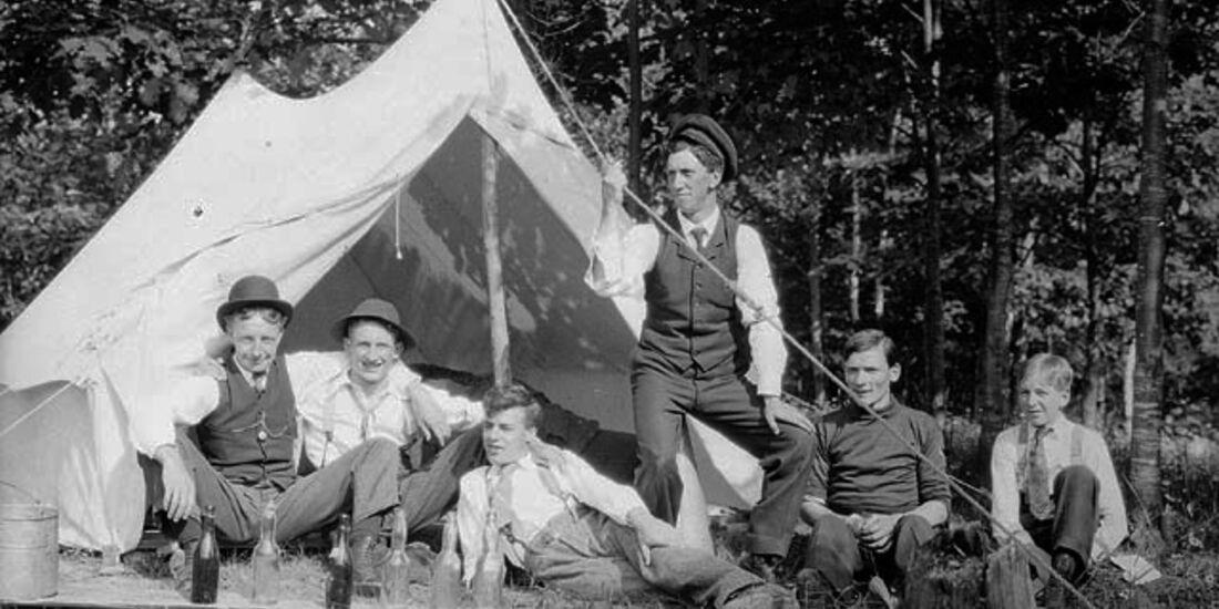 KL Camping Zelten
