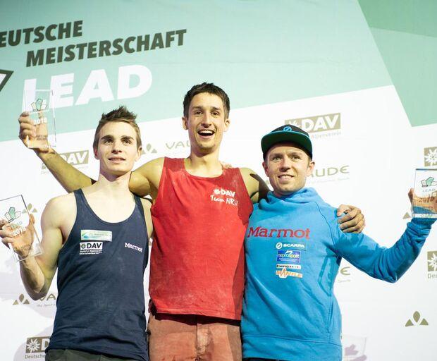KL Deutsche Meisterschaft Lead-Klettern 2018