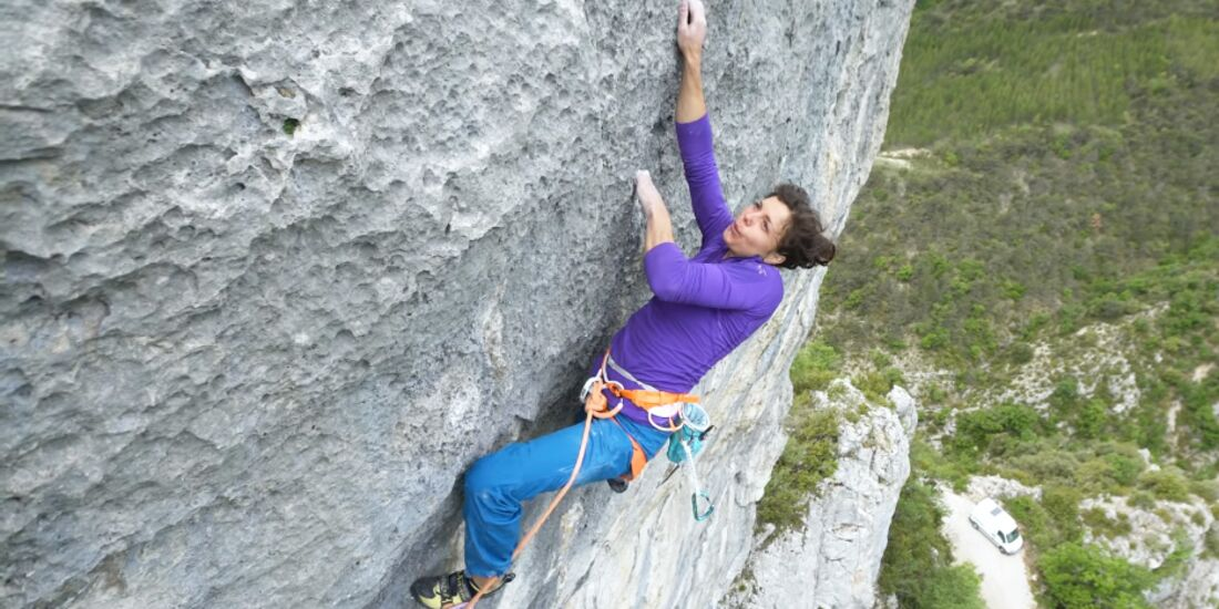 KL No country for old Bolts: Le Rocher Crespin in Südfrankreich teaser