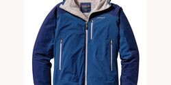 KL Patagonia Speed Ascent Softshell