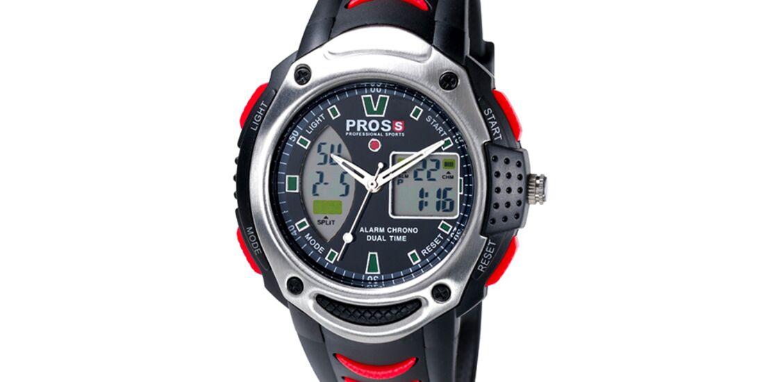 KL Pross Sport Chronograph klettern-abo-prämie