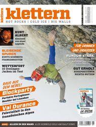 KL klettern Ausgabe 12-2010/01-2011