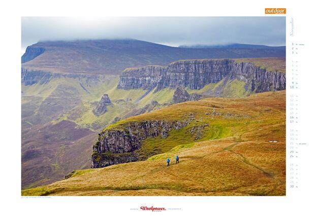 Klettern 2013 - Kalenderbilder 27