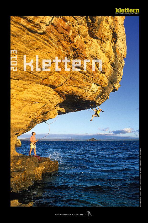 Klettern 2013 - Kalenderbilder 3