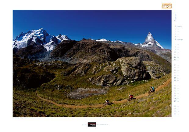 Klettern 2013 - Kalenderbilder 30