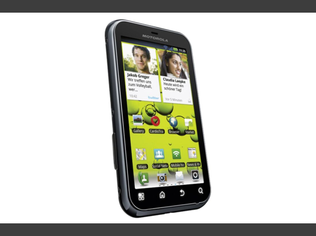 OD Outdoor Handy 2013 Motorola Defy plus