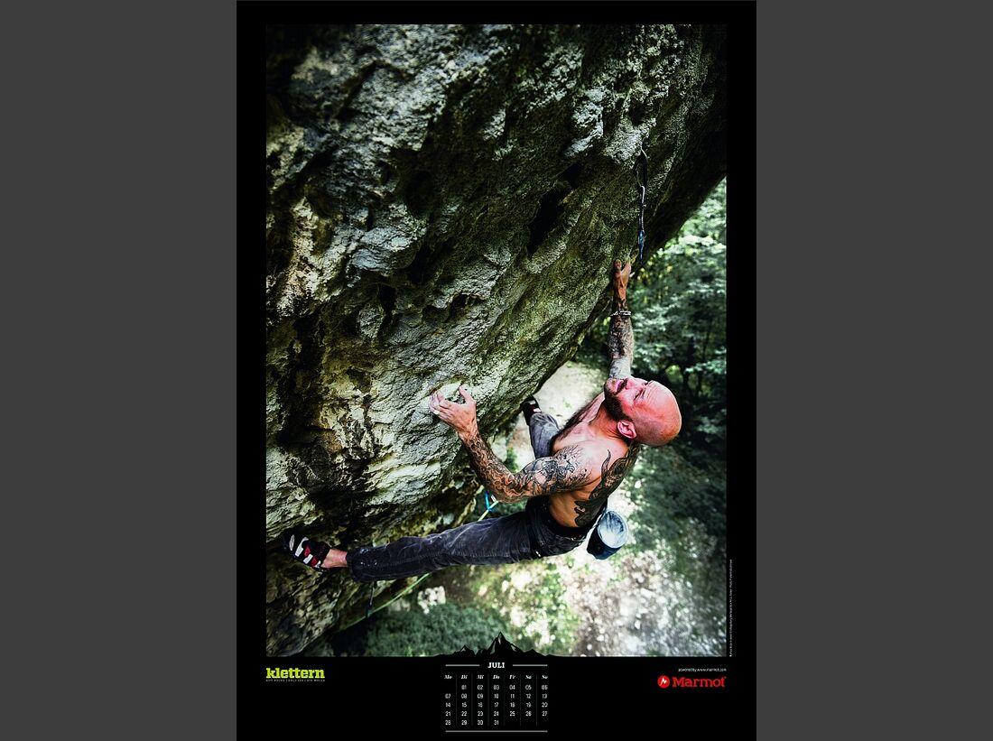 Sportkalender 2014 - klettern, outdoor, Mountainbike 11