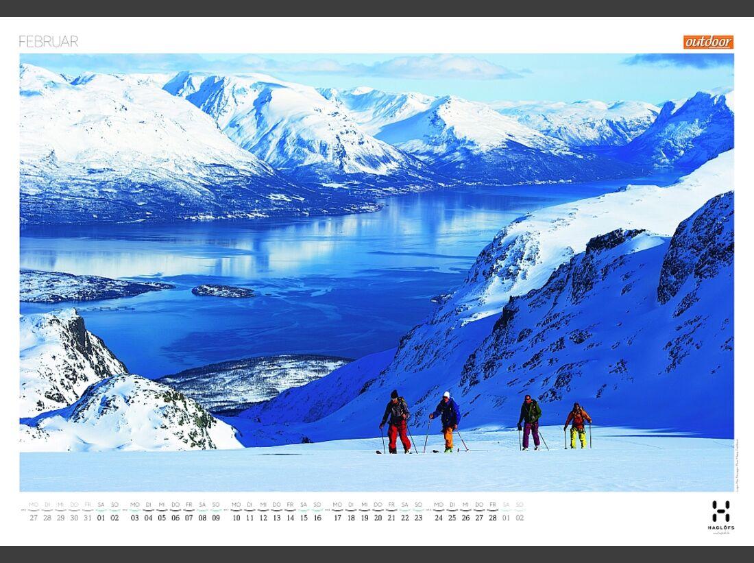 Sportkalender 2014 - klettern, outdoor, Mountainbike 19