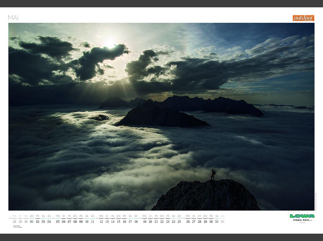 Sportkalender 2014 - klettern, outdoor, Mountainbike 22