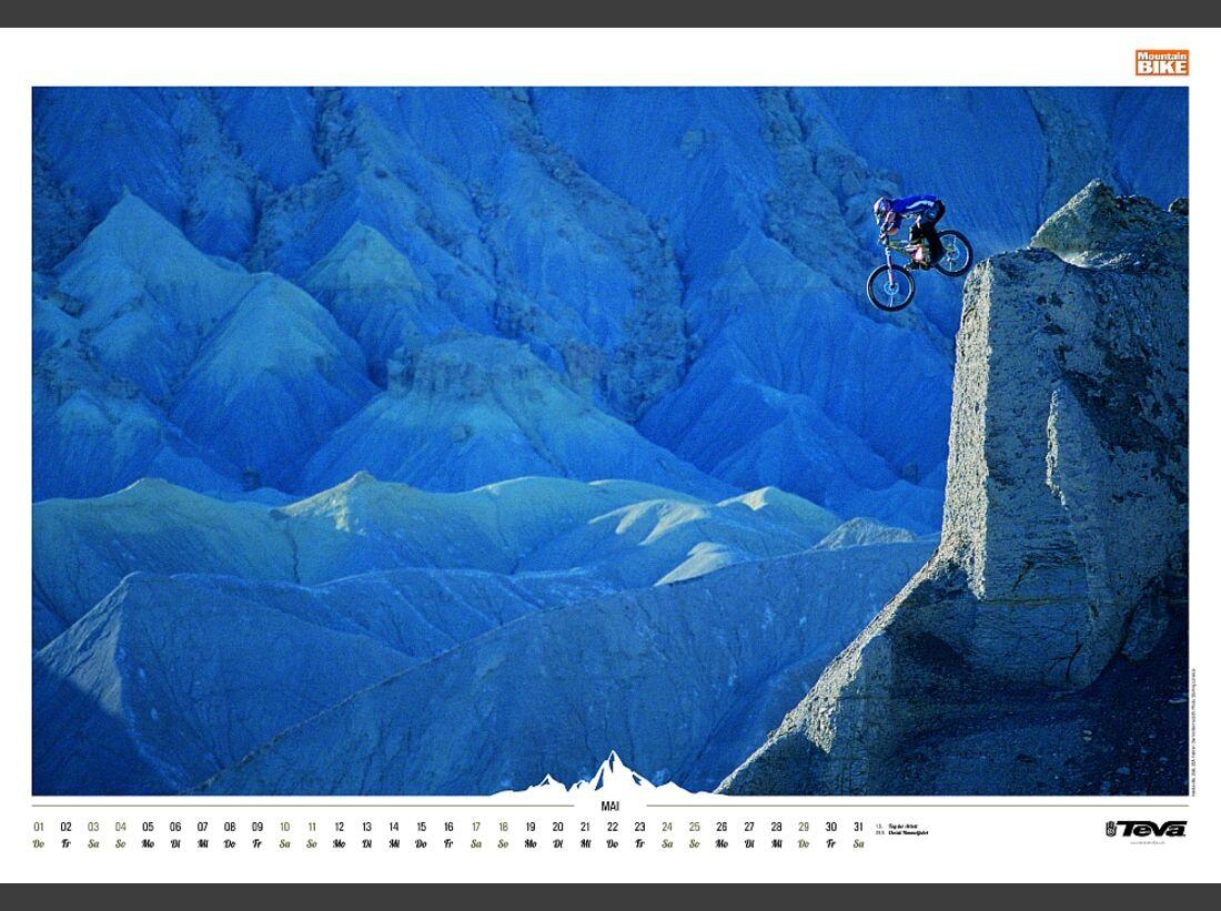 Sportkalender 2014 - klettern, outdoor, Mountainbike 35