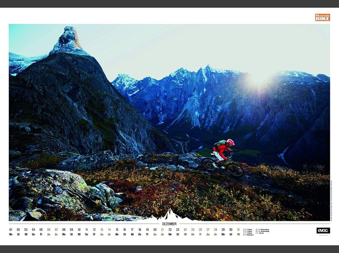 Sportkalender 2014 - klettern, outdoor, Mountainbike 42